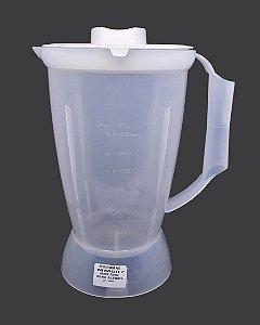 Copo Plástico (paralelo) | Liquidificador Arno Alegro