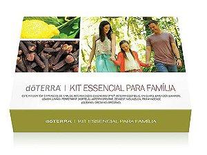 Kit Essencial para Família - 10un. 5ml