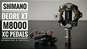 Pedal Shimano Deore XT PD-M8000