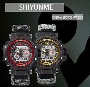 Relógio Esporte De Luxo Masculino Marca SHIYUNME 1505C