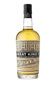 COMPASS BOX GREAT KING STREET ARTIST´S BLEND WHISKY ESCOCES 700ML