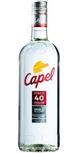 PISCO CAPEL RESERVADO CHILENO 750ML