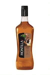 Montilla Carta Ouro Rum Nacional 1L