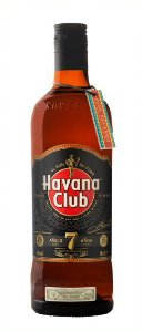Havana Club Rum 7 anos Cubano 750ml