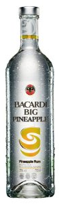 BACARDI BIG PINEAPPLE 750ML