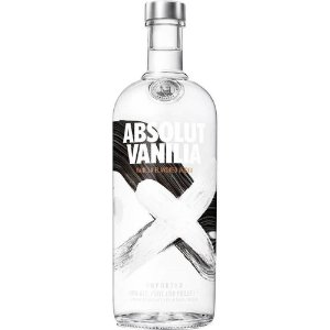 ABSOLUT VODKA VANILIA SUECA 1L