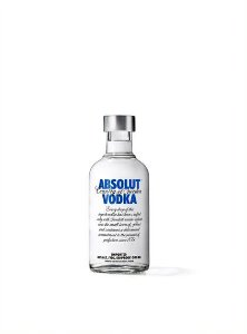 ABSOLUT VODKA ORIGINAL SUECA 200ML