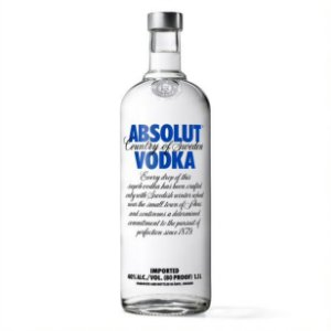 ABSOLUT VODKA ORIGINAL SUECA 1,5L