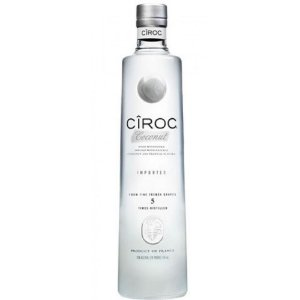 CIROC COCONUT VODKA FRANCESA 750ML