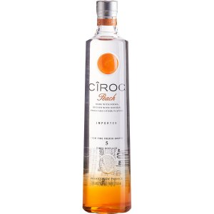 CIROC PEACH VODKA FRANCESA 750ML