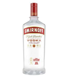 SMIRNOFF VODKA 1.750ML