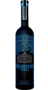 BELVEDERE BLACK LED 1.750ML