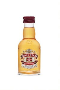 Chivas Regal Whisky 12 anos Escocês 50ml