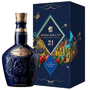 Royal Salute Whisky 21 Anos Escocês 700ml