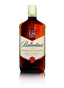 Ballantine's Finest Whisky Escocês 1L