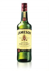 Jameson Whiskey Irlandês 750ml
