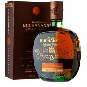 BUCHANAN´S 18 ANOS 750ML