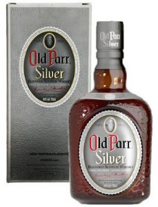 OLD PARR SILVER 1000ML