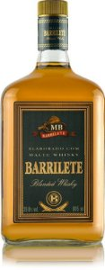 MALTE BARRILETE WHISKY NACIONAL 995ML