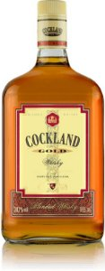 COCKLAND GOLD WHIKSY NACIONAL 995ML