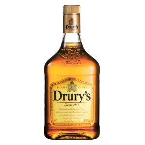 DRURY´S WHISKY NACIONAL 1000ML