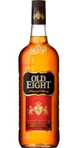OLD EIGHT WHISKY NACIONAL 1000ML