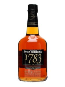 EVAN WILLIANS 1783 WHISKEY BOURBON USA 750ML