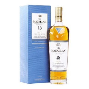 MACALLAN 18 ANOS TRIPLE CASK 700ML