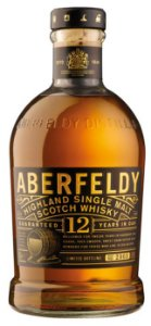 ABERFELDY 12 ANOS WHISKY SINGLE MALT ESCOCES 750ML