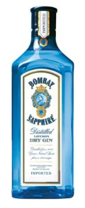 BOMBAY SAPPHIRE LONDON DRY  GIN 750ML