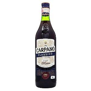 CARPANO CLASSICO TINTO VERMOUTH ITALIANO 1L