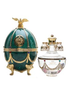 IMPERIAL COLLECTION FABERGE VODKA RUSSA 700ML