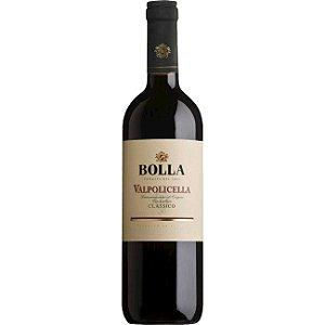 VALPOLICELLA BOLLA CLASSICO DOC VINHO ITALIANO TINTO 750ML