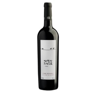 MONTE DO PINTOR VINHO PORTUGUES TINTO 750ML