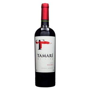 TAMARI RESERVA MALBEC VINHO ARGENTINO TINTO 750ML