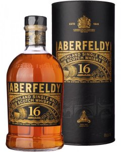 ABERFELDY 16 ANOS WHISKY SINGLE MALT ESCOCES 750ML