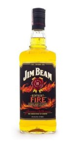JIM BEAM FIRE WHISKEY AMERICANO LITRO