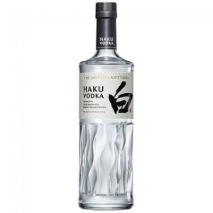 HAKU VODKA JAPONESA 700ML
