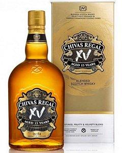 CHIVAS REGAL XV WHISKY 15 ANOS ESCOCES 750ML