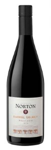 NORTON BARREL SELECT PINOT NOIR VINHO ARGENTINO TINTO 750ML