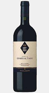 GUADO AL TASSO BOLGHERI DOC SUPERIORE VINHO ITALIANO TINTO 750ML