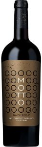 MOTTO BACKBONE CABERNET SAUVIGNON VINHO USA TINTO 750ML
