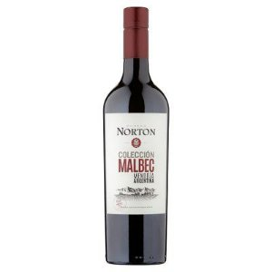 NORTON COLECCIÓN VARIETALES MALBEC VINHO ARGENTINO TINTO 750ML