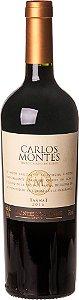 MONTES TOSCANINI CARLOS MONTES TANNAT CRIANZA VINHO URUGUAIO TINTO 750ML