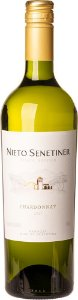 NIETO SENETINER ESTATE BOTTLED CHARDONNAY VINHO ARGENTINO BRANCO 750ML