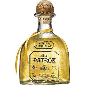 PATRON ANEJO TEQUILA MEXICANA 750ML