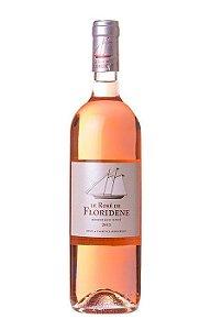 LE ROSE FLORIDENE BORDEAUX VINHO FRANCES ROSE 750ML