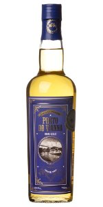 PORTO DO VIANNA CACHAÇA PREMIUM 700ML
