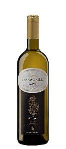 GAVI DI GAVI DOCG SERRAGRILLI VINHO ITALIANO BRANCO 750ML