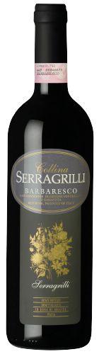 BARBARESCO DOCG SERRAGRILLI VINHO ITALIANO TINTO 750ML